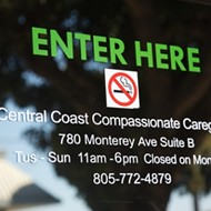 Marijuana dispensary closes again