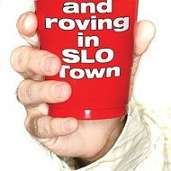 Beer and roving in SLO Town