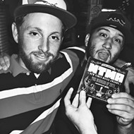 Local hip-hop stars James Kaye and Wynn release new albums on April 9 at Tap It Brewing Co.