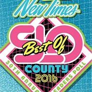 Best Of SLO County 2016: New Times' 30th Annual Readers Poll