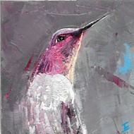Bird is the word: Artist Jeannine Emmett looks to the sky for inspiration