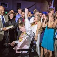 Jared's night: Community unites to crown Arroyo Grande teen prom king