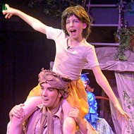 Man-cubs take on the jungle: SLO Little Theatre kids sing and dance through 'The Jungle Book'