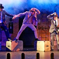 Great American Melodrama stirs up laughs with 'The 39 Steps'