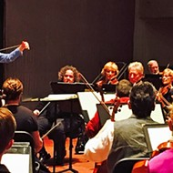 Only here for the music: SLO Symphony hosts first female conductor