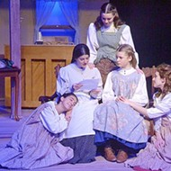 Little Theatre, big show: 'Little Women of Orchard House' showcases talents of theatre's academy