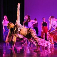 Learn by moving: Cal Poly's Orchesis presents 46th annual dance show