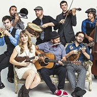 Dustbowl Revival brings their Americana genre mash-up to Live Oak Music festival June 17-19