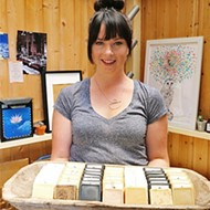 Luscious lathers: Fable Soap Co. creates goat milk soap with a purpose