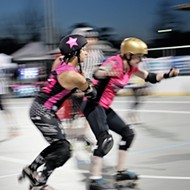Central Coast Roller Derby turns 10 with an exhibition match at Santa Rosa Park