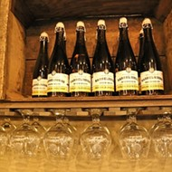 The BarrelHouse speakeasy is open for barrel-aged brews and beard trims in SLO