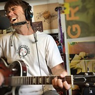 Surfer, shaper, artist, and singer-songwriter Shane Stoneman releases his new album '12 Tone Sky' on March 10 at Sweet Springs Saloon