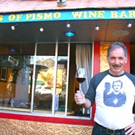 Pismo's wine watering hole: Puffer's of Pismo has become an instant local hangout for a reason