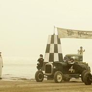 The Race of Gentlemen meets stormy conditions but garners enthusiastic crowds on Oct.15