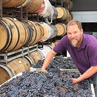 Bustin' outta the garage: Renegade micro winemakers shirk tradition at  the Paso Garagiste Fest