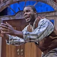 Intense post-Civil War drama 'The Whipping Man' ignites the Pacific Conservatory Theatre
