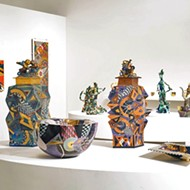 The art of craft: Ralph Bacerra pottery comes to SLOMA