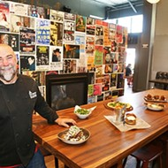 Feeding the table: Sharing is the best part of eating at the new SLO Brew