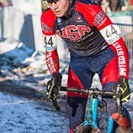 Riding high: SLO's Lance Haidet takes on the world as a top U.S. cyclocross racer