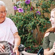 Meaningful connections: Volunteers offer friendship to isolated seniors through Wilshire's Caring Callers Program