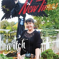 Season of the witch: 'Herbie' magic grows wild across SLO County's secret gardens