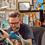 The fluidity of forever: SLO tattoo artists talk trends in permanent ink