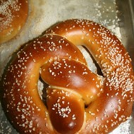 Carb-gasm, with a twist: New House of Bagel pretzels to get a dunk of Oktoberfest love this Oct. 1