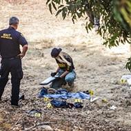 Viewer DIscretion: Shots fired in Arroyo Grande