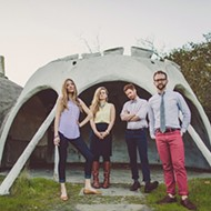 Local indie-pop act Fialta plays an EP release show on April 14 at SLO Brew