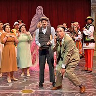 'Lend Me a Tenor the Musical' brings a big hit to PCPA