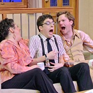 Awkward: Little Theatre's 'The Nerd' pokes at the line between loyalty and sanity