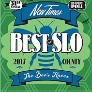 Best of SLO County 2017: 31st Annual Readers' Poll