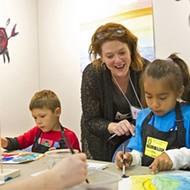 Planting Inspiration: Kids Art Smart program exposes students to the arts
