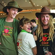 Wildly imaginative hard ciders collide at Central Coast Cider Fest on May 13