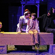 SLO Reps rendition of 'Oliver!' uplifts and sobers