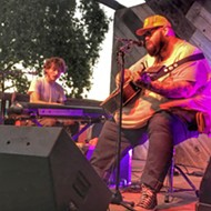 John Moreland plays BarrelHouse Brewing's excellent new outdoor grass bowl venue