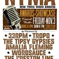 Fremont hosts New Times Music Awards on Nov. 3