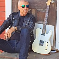Tony Balbinot and the Cadillac Angels release Hillbilly Girls on Dec.16, at Frog and Peach
