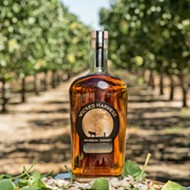 Morro Bay couple offers up a pistachio-infused bourbon whiskey