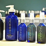 Ancient oils: Morro Bay's Poppy Products keeps the chemicals out of their skincare