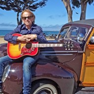 Original Beach Boy Al Jardine presents an intimate evening of songs and stories at the Clark Center
