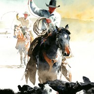 The way of the cowboy: Studios on the Park exhibit celebrates Western culture