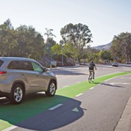 SLO City Council balks at contentious bike project