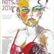 Spring Arts Annual 2018