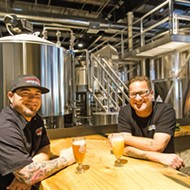 Central Coast Brewing's second locale is a beer drinker's destination