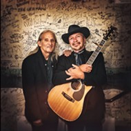 Roots music icons Dave Alvin and Jimmie Dale Gilmore join forces at The Siren on May 23