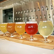 Kiwi Cider? If it's fruit, it's on tap at Cider Bar