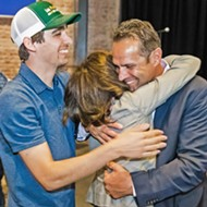 Parkinson elected for third term as county Sheriff