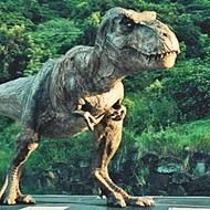 'Jurassic World: Fallen Kingdom' is fun and slick and formulaic