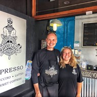 Home by the water: Skipper's Brew Coffee House in Morro Bay